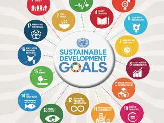 Pages from Sustainable Development Goal-2030 (in Nepali)