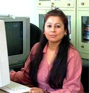 Anju Chhetri