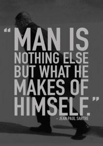 sartre quote