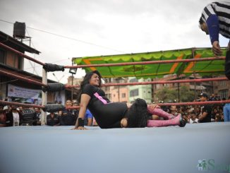 Unika-1st-Woman-Wrestler-of-Nepal-
