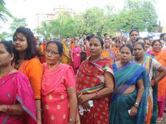 voters queue