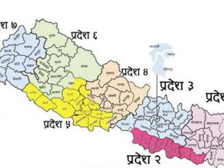 nepal 7 provinces