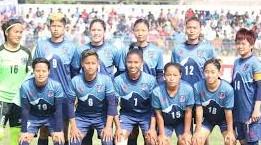 saaf women footbal-nepal