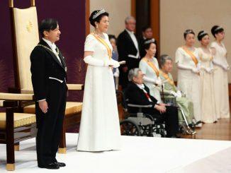 japan new emperor
