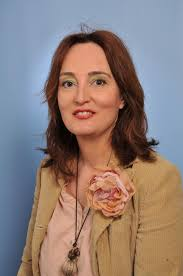 Abida Pehlic, Global Media Monitoring Project national coordinator and president/program manager for Novi Put, an anti-trafficking NGO established by women in Bosnia and Herzegovina. Photo: Contributed