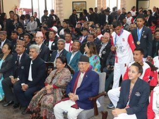PM Oli-saag Winner prize