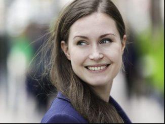 Sanna-Marin Finland PM