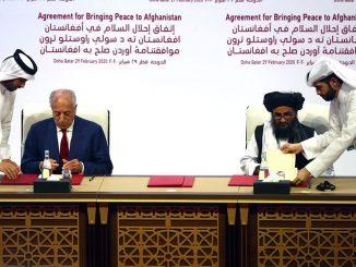 USA-Taliban Agreement