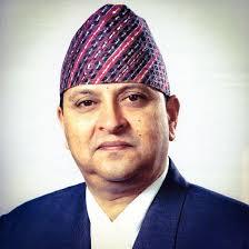 king gyanendra