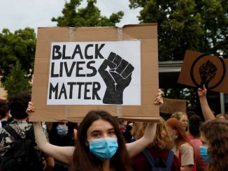 USA Protest- G Floyd 1
