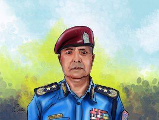 IGP-new- Sailesh Thapa Chhetri