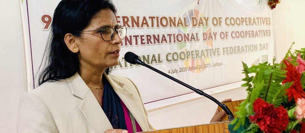 Padma Aryal-minister