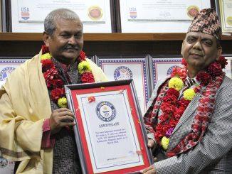 DR Upadhyaya-Nepli Song