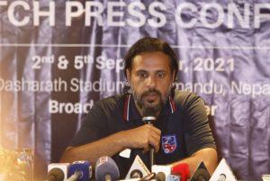 Coach Abdullah Almutairi